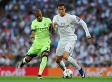 Cristiano Ronaldo: Fernandinho reveals how close Manchester City came to deal