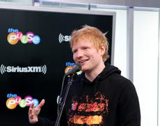 Ed Sheeran compares UK awards shows to 'uncomfortable' US events