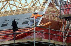 Redrow hails record order book but warns sales could slacken off