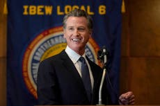 The vote numbers behind Gavin Newsom's victory that should terrify Democrats