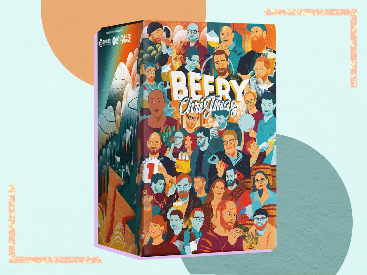 Know a craft beer connoisseur? Pre-order Beer Hawk's advent calendar now