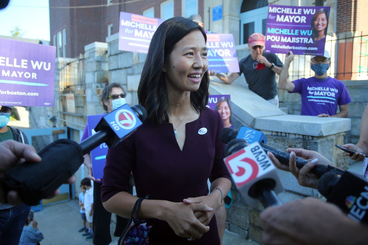 Wu advances in Boston mayor race; opponent too early to call