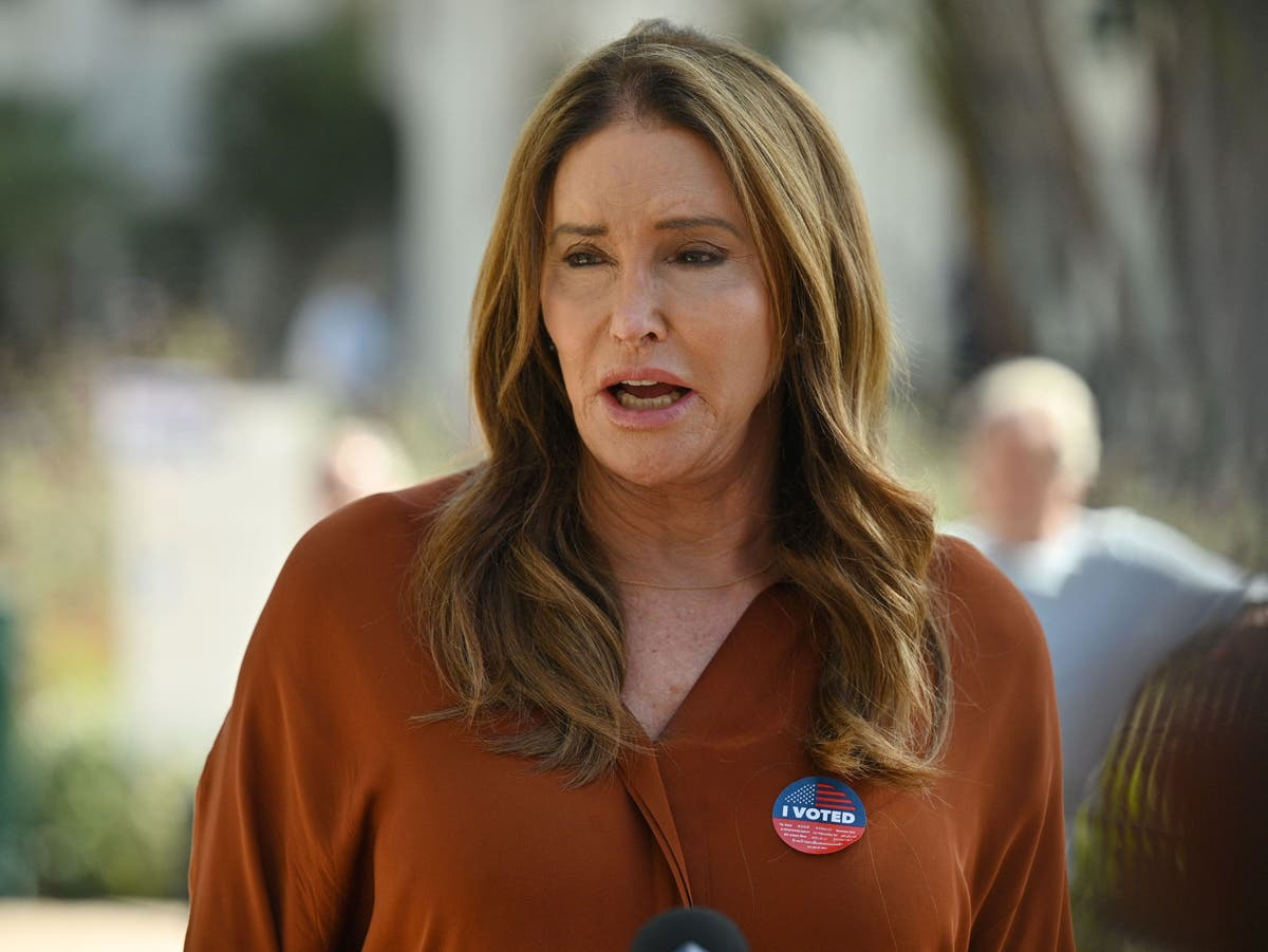 Caitlyn Jenner fumes over Newsom surviving recall after getting 1.1% of vote