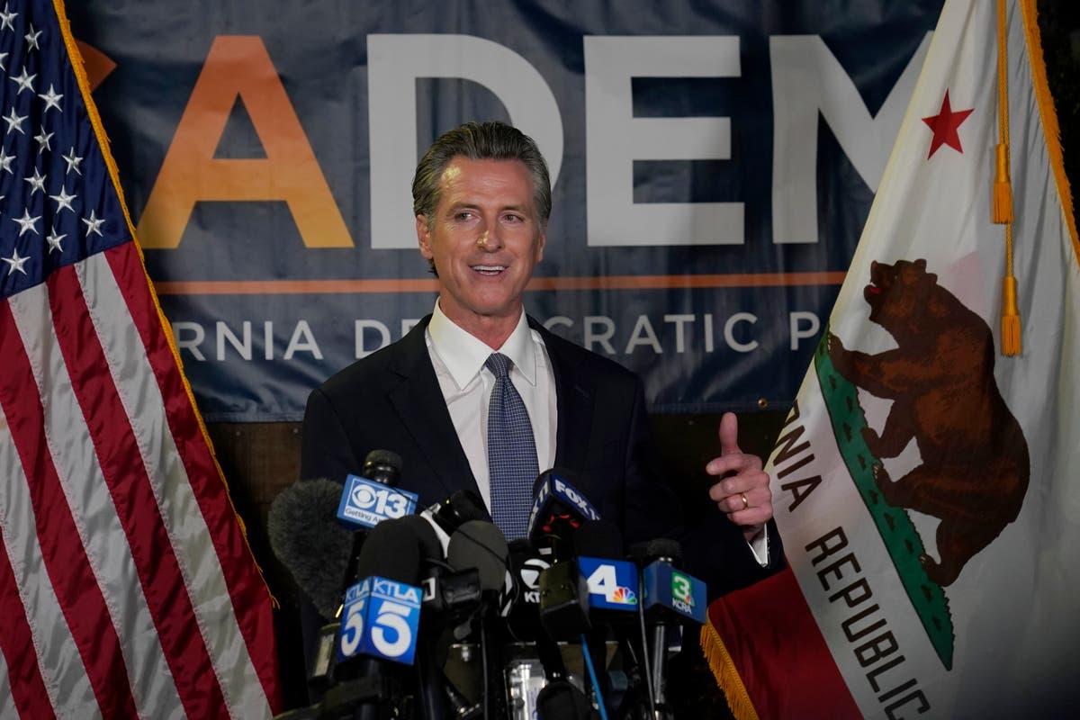 Dire warning from Newsom helped turn California recall tide