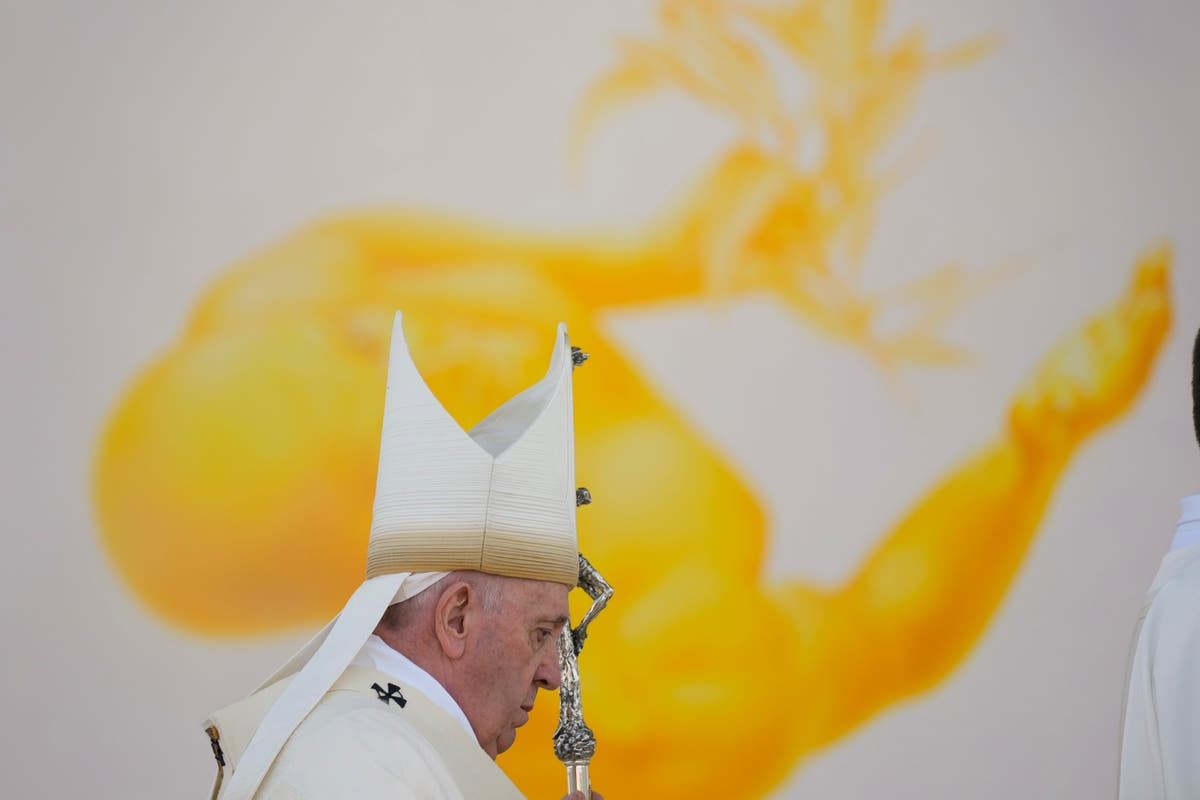 Pope rejects German archbishop's resignation over abuse