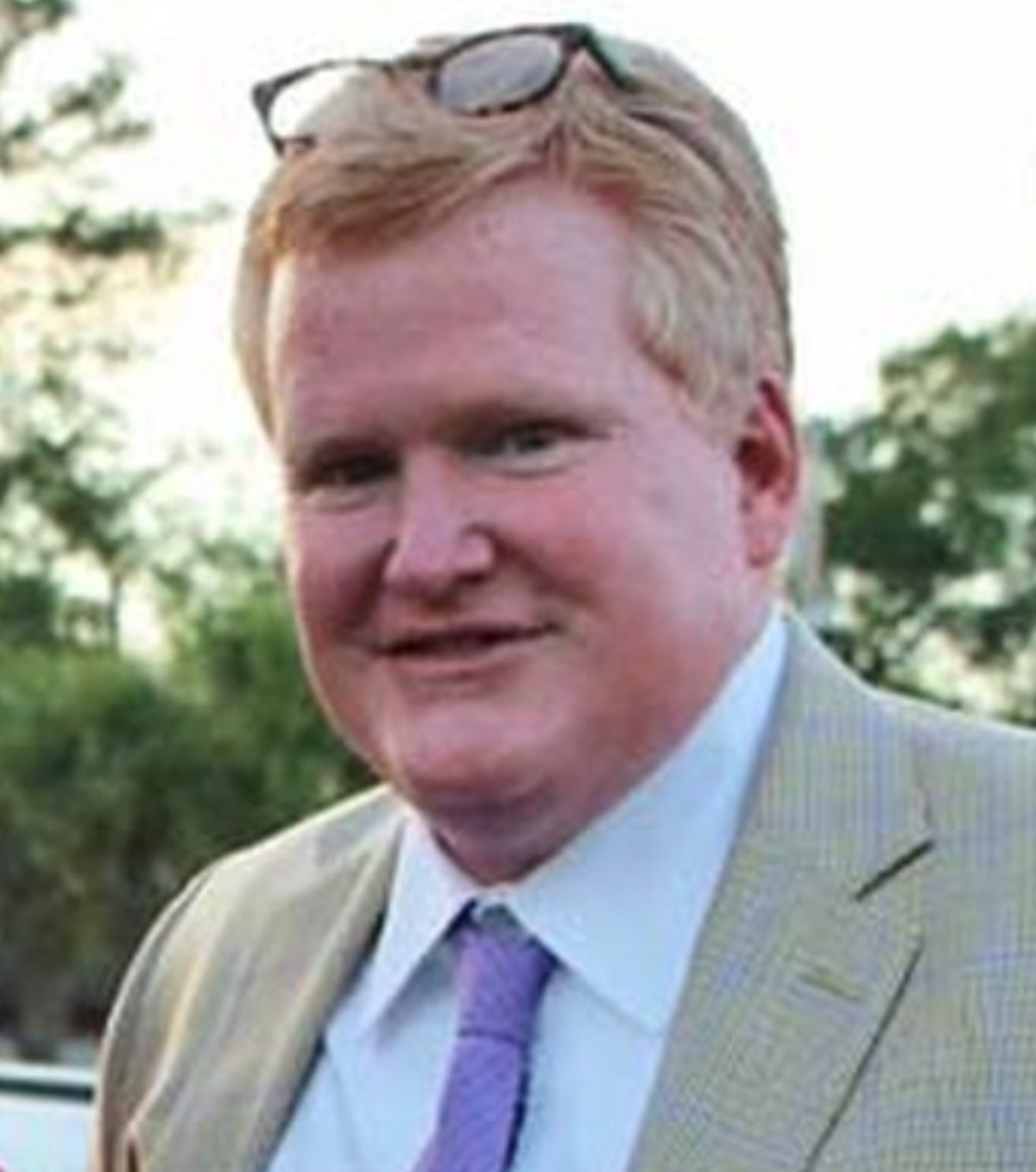 South Carolina lawyer at heart of mystery shootings turns himself in