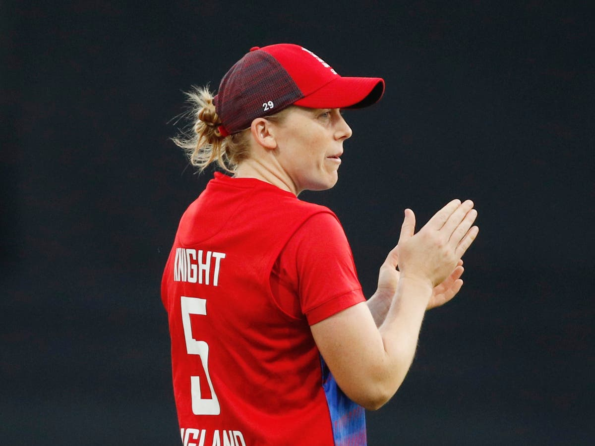 England touring Pakistan would send 'strong message', captain Heather Knight claims
