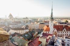 この過小評価されているチェコの都市の休憩のためにプラハを交換してください