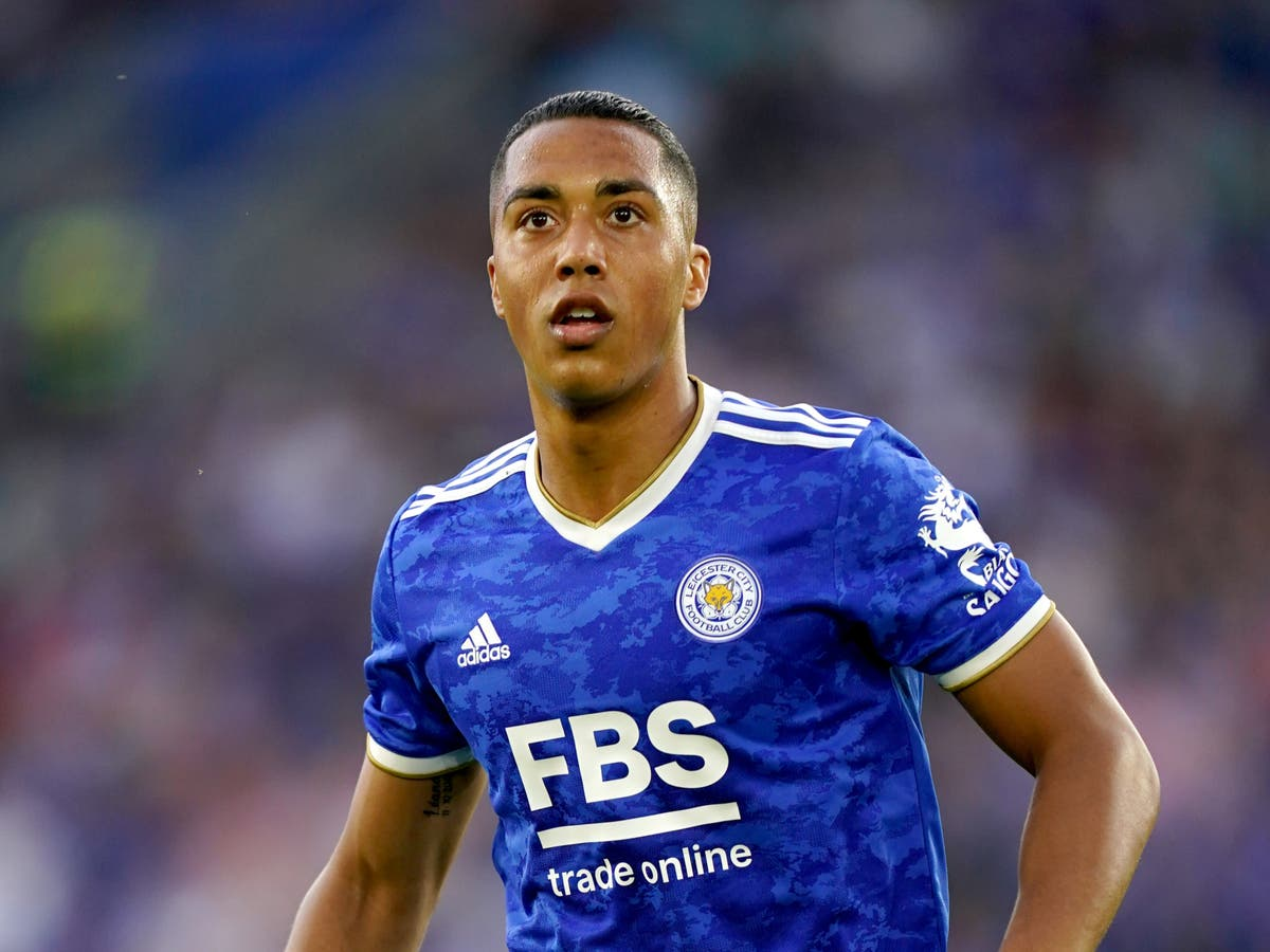 Brendan Rodgers relaxed about Youri Tielemans' Leicester future