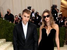 Justin Bieber and Hailey Baldwin bullied with chants of 'Selena' at Met Gala