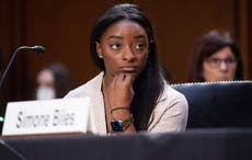 Biles tells Congress 'enough is enough' after gymnast abuse