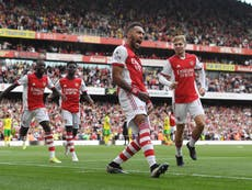 Predicting how Burnley vs Arsenal will play out today