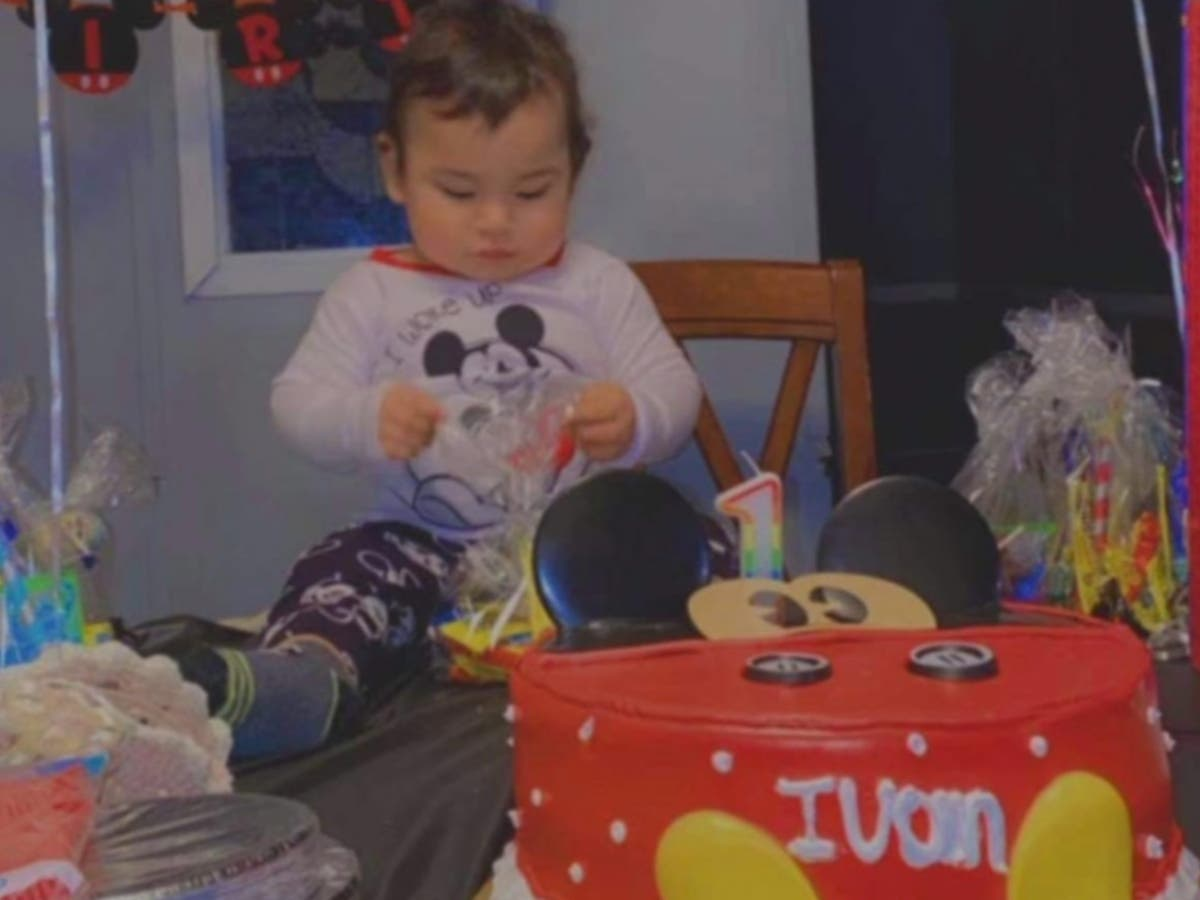 Toddler killed after mom's boyfriend accidentally runs him over