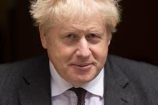 Boris Johnson buig spiere met kabinetskud vir die post-Covid-era