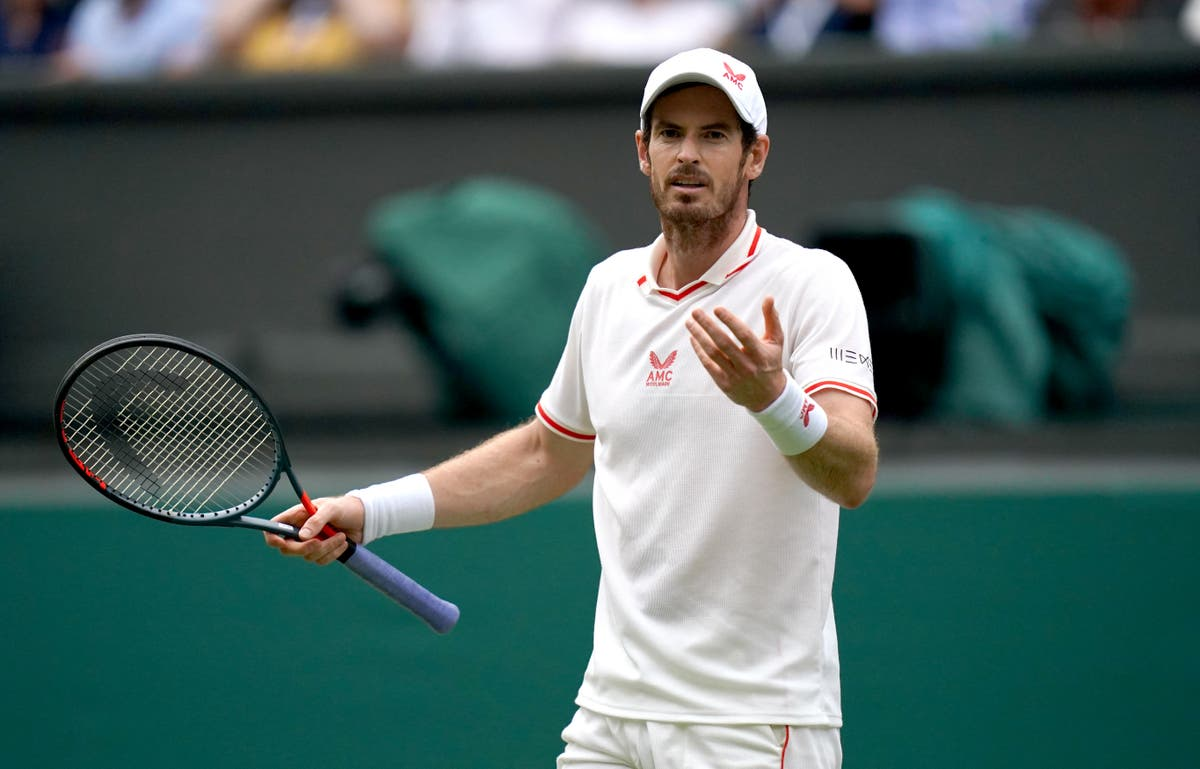Andy Murray knocked out in Rennes after defeat to Roman Safiullin