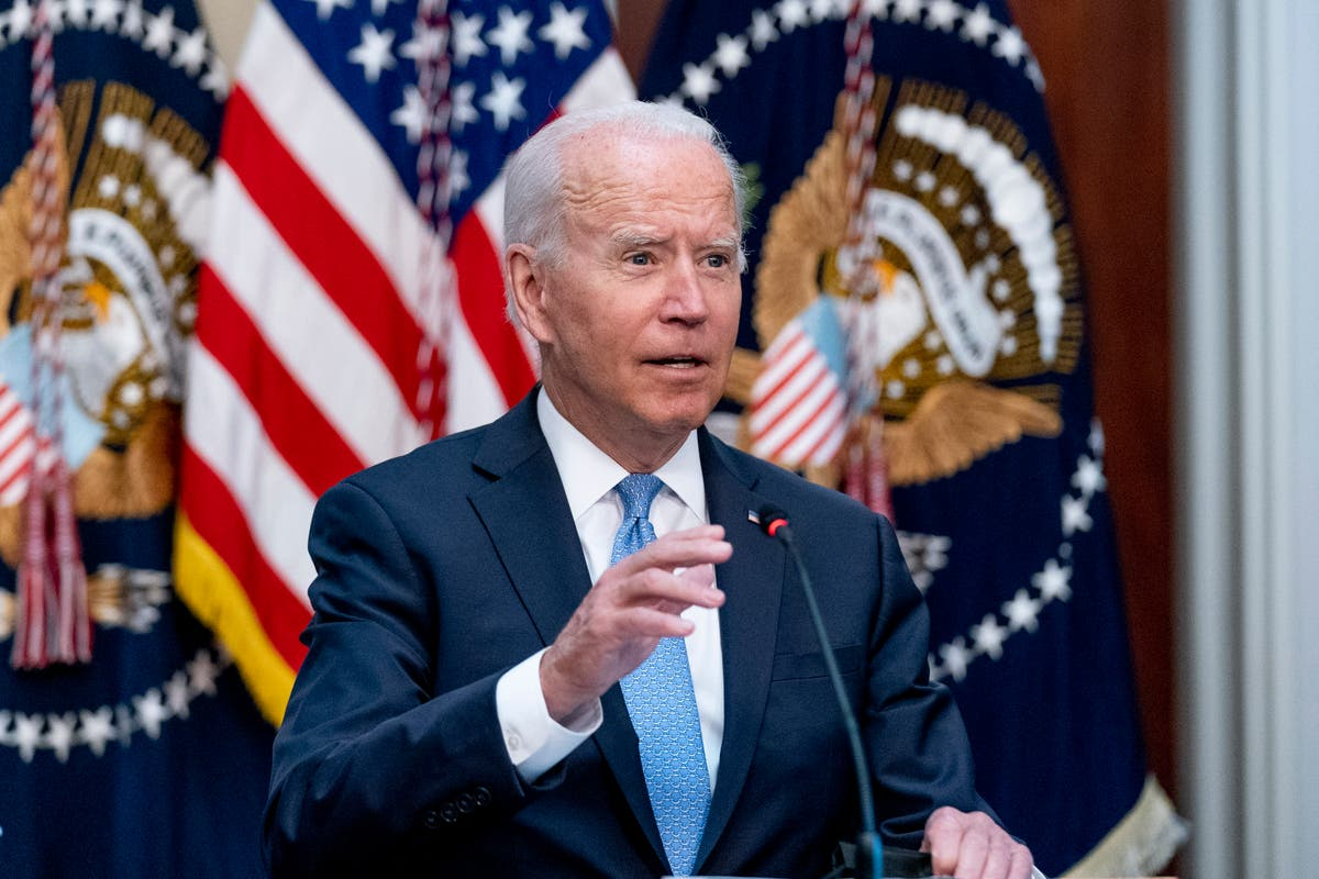Biden praises alliances with UK and Australia as nations announce new nuclear pact