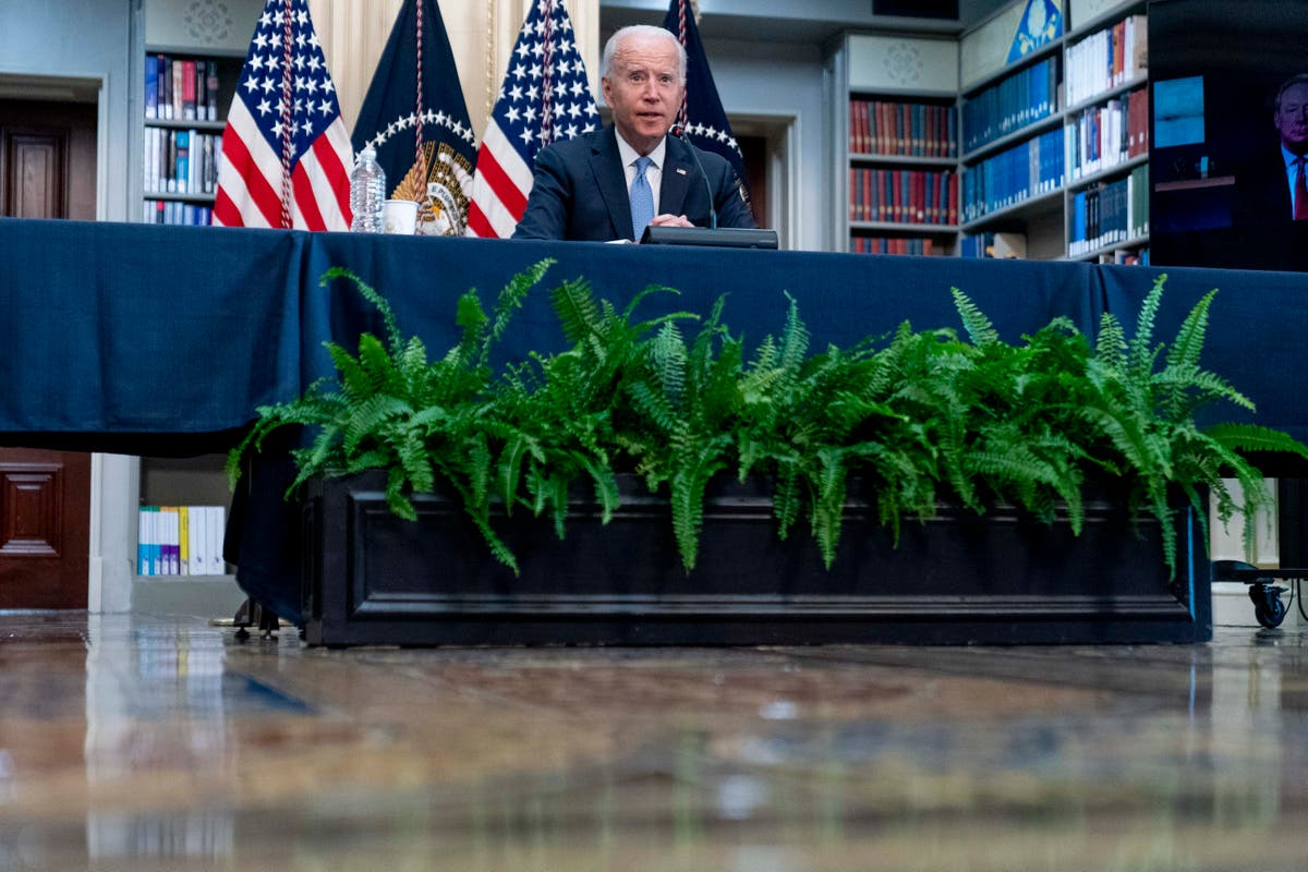 Biden to announce Indo-Pacific alliance with UK, 澳大利亚