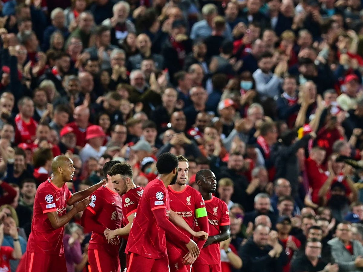 Liverpool edge AC Milan on barely believable night of Champions League magic