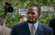 Prosecutors play R. Kelly tapes as goverment case winds down