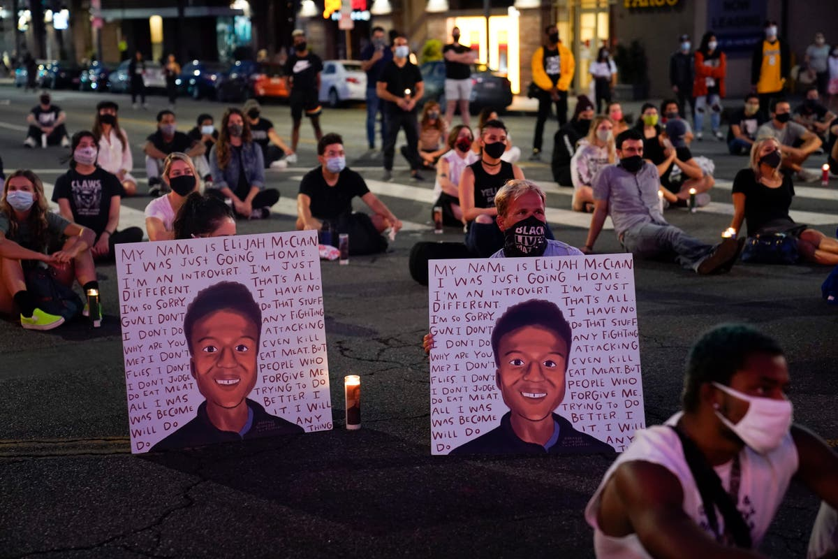 Civil rights probe after Elijah McClain's death finds Aurora police 'racially biased'