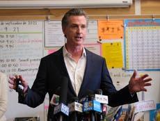 California mandates Covid vaccinations for all schoolchildren in state first
