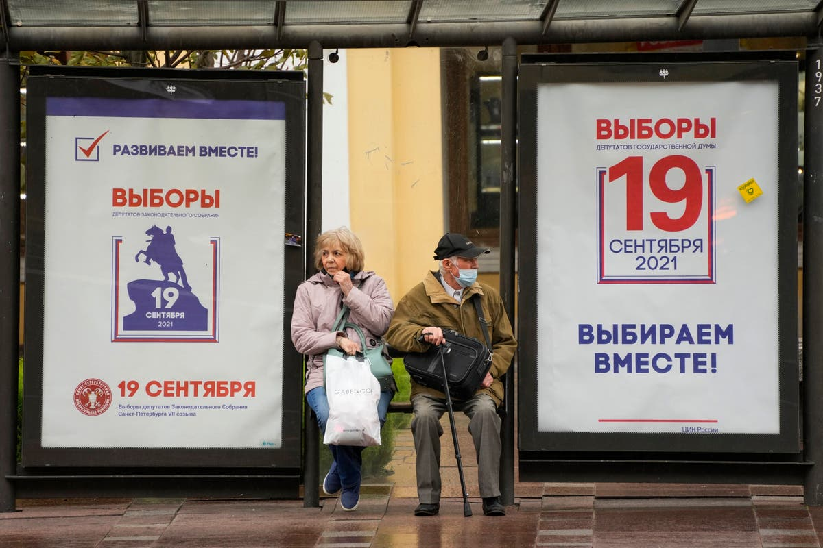 Parliamentary election unlikely to change Russia's politics