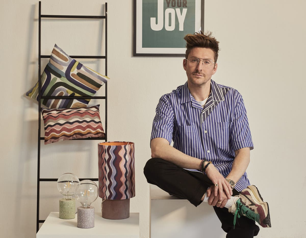 As his new homeware collection launches, Henry Holland on his love of retro, reclaiming joy and why we all need to switch off sometimes