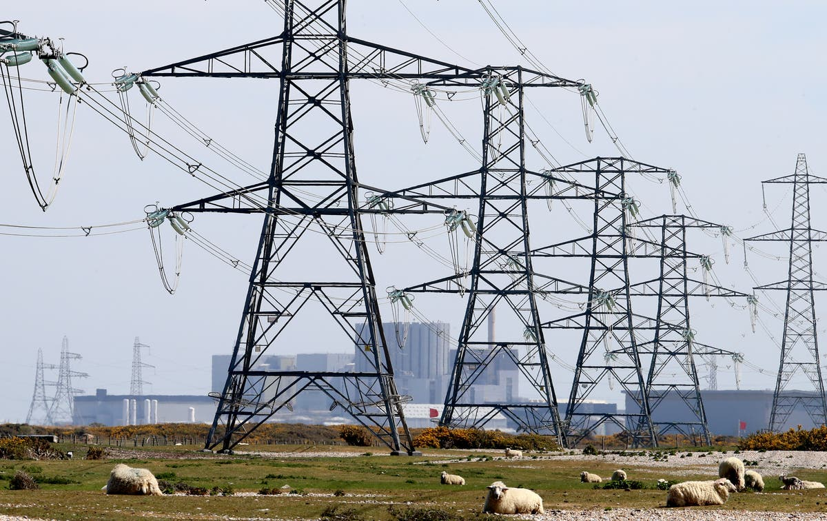 Wholesale energy prices soar following National Grid fire