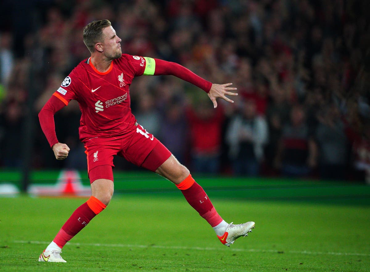 Liverpool must learn from 'sloppy' spell during AC Milan win, Jordan Henderson says