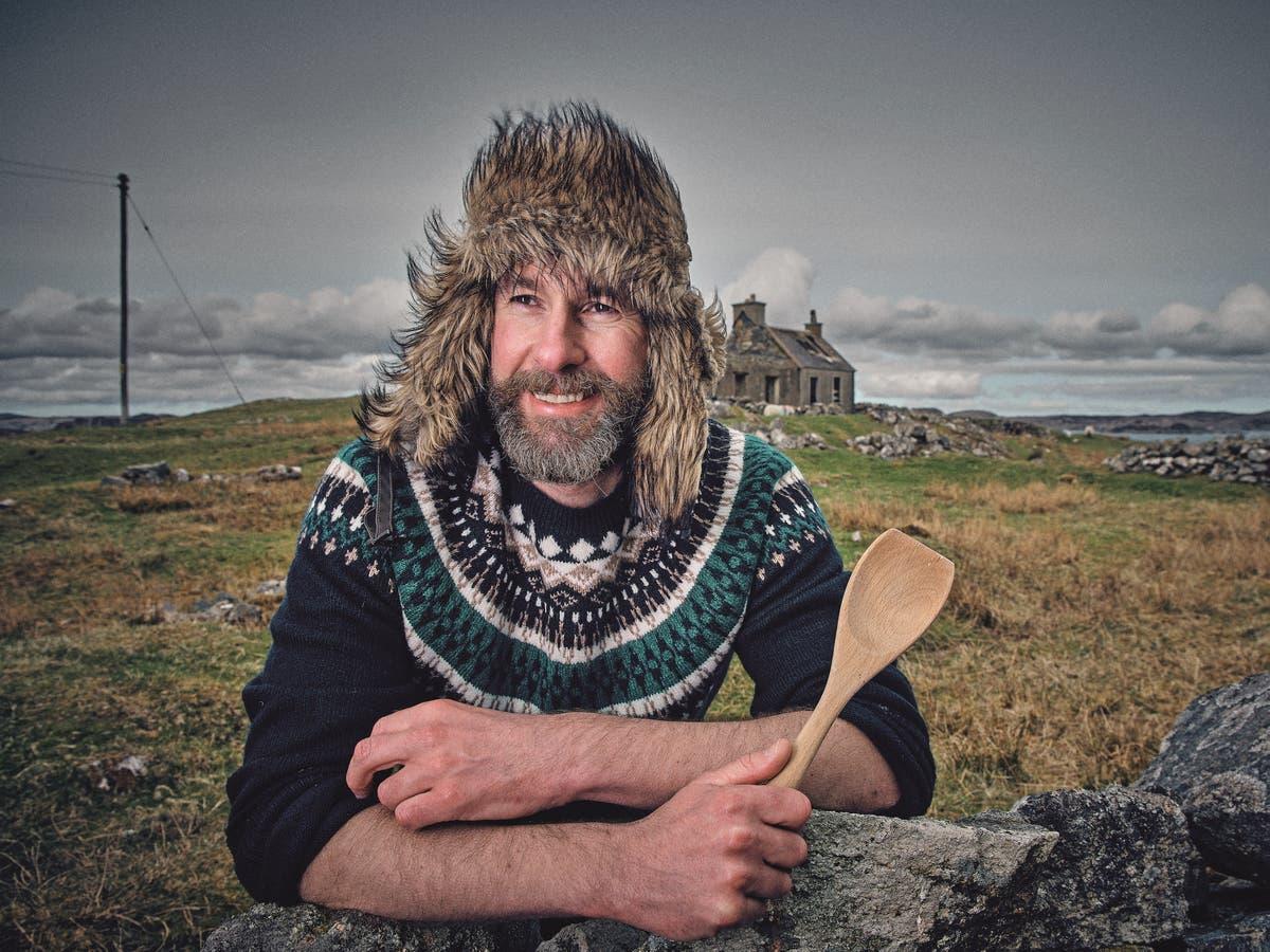 How a baker from a tiny Scottish island became a TikTok star