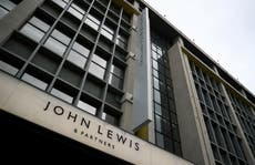 John Lewis charters ships to beat supply chain crisis before Christmas