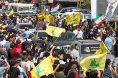 Dozens of trucks carrying Iranian fuel arrive in Lebanon, contravening sanctions