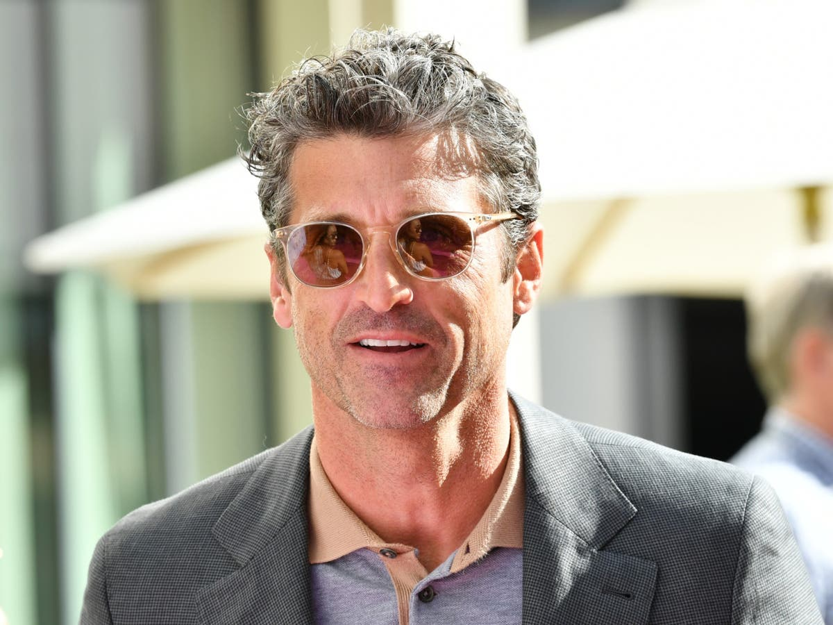 Grey's Anatomy book reveals shocking claims behind Patrick Dempsey's exit