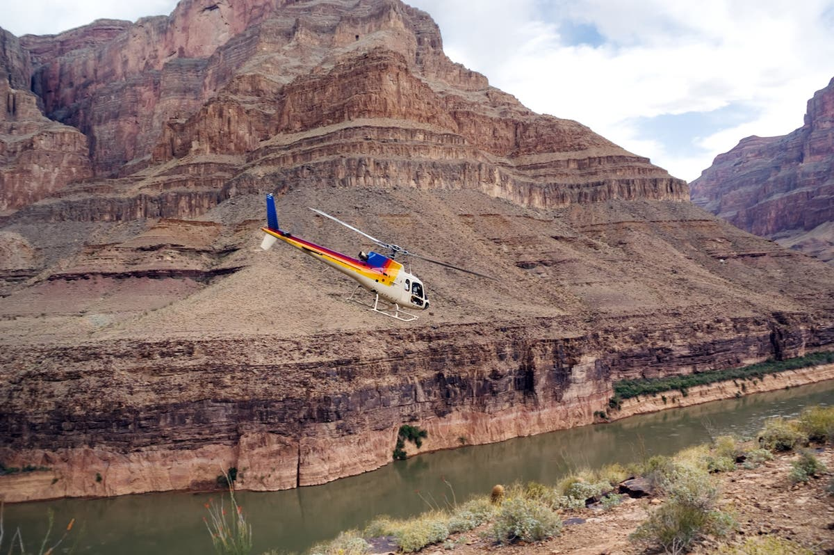 Crews searching for missing man in Grand Canyon find another man's body