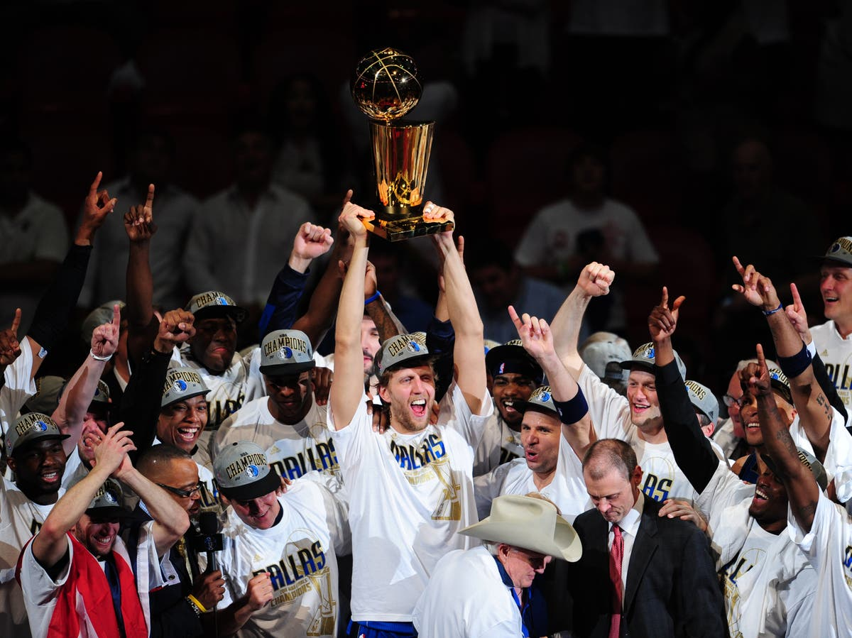 Dirk Nowitzki: NBA's greatest European on the 'honour' of inspiring new generations