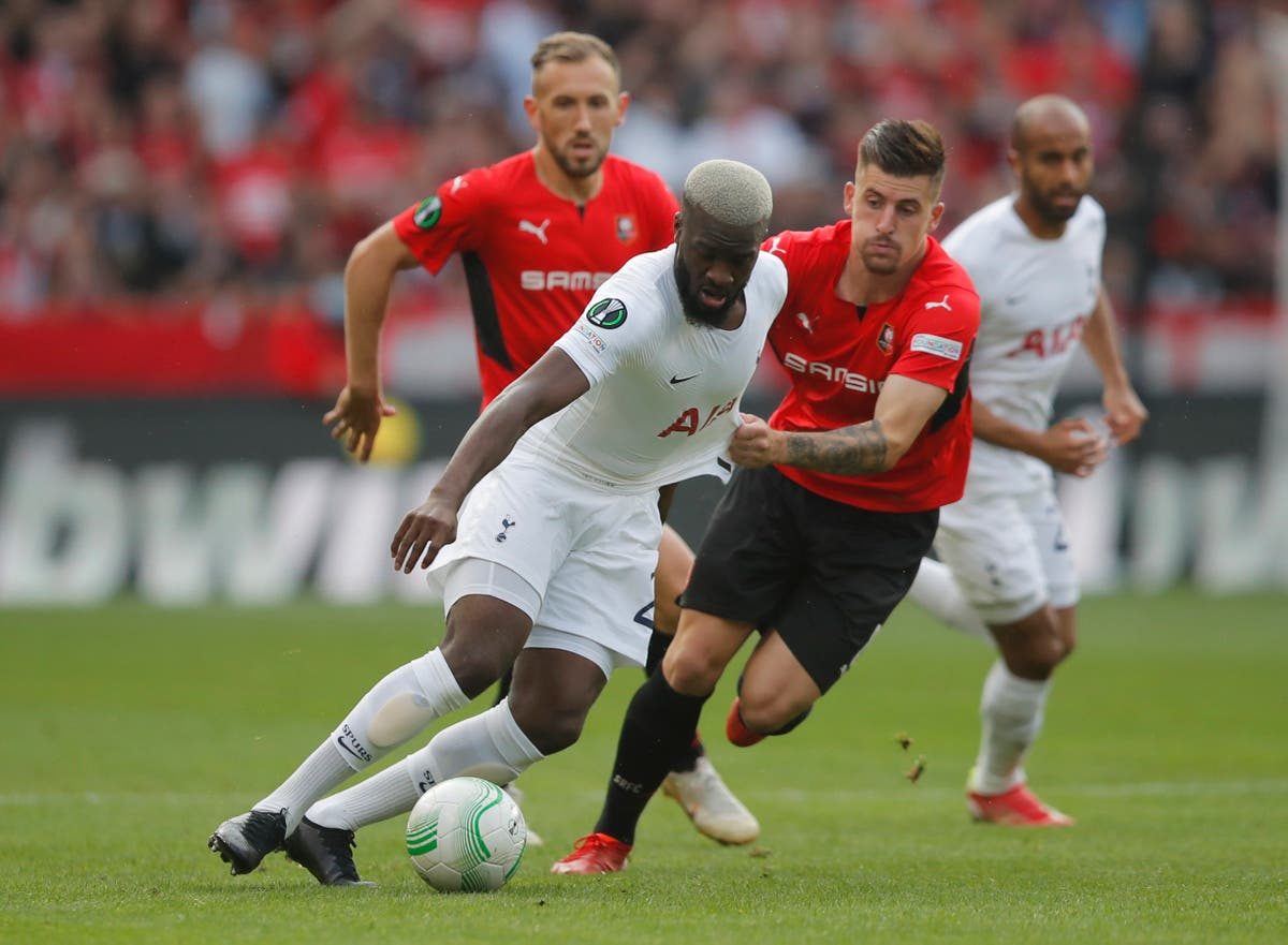 Ndombele shows Nuno he can answer Tottenham's problems in Rennes draw