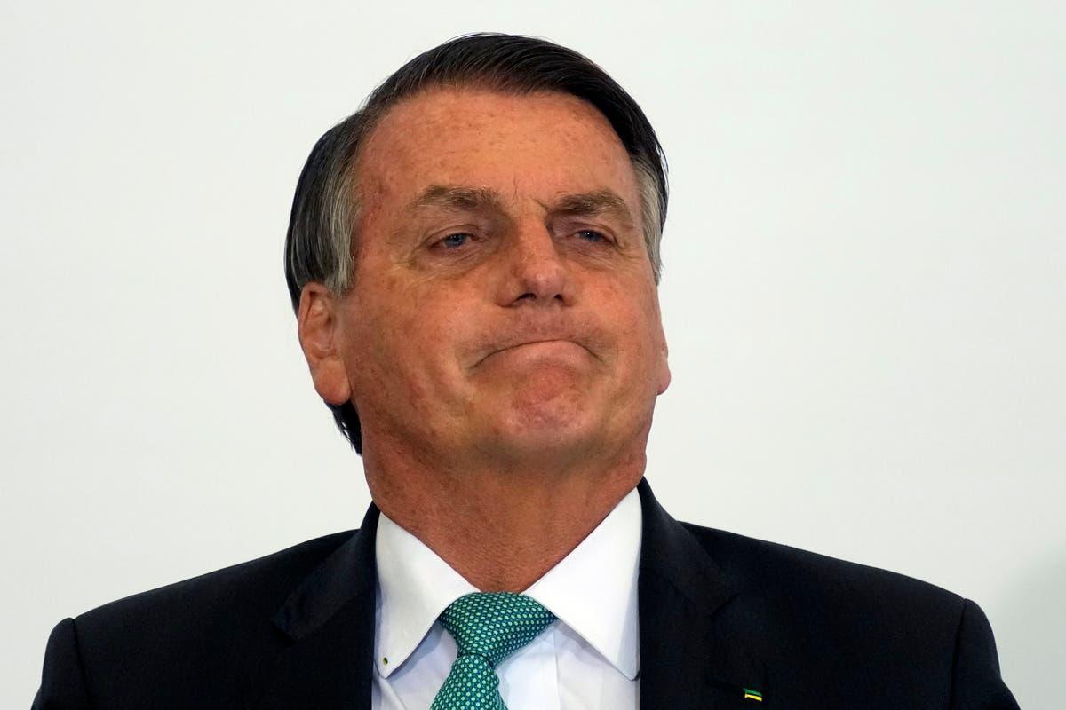 Unvaccinated Brazil leader Jair Bolsonaro to defy jab rules for UN summit in New York