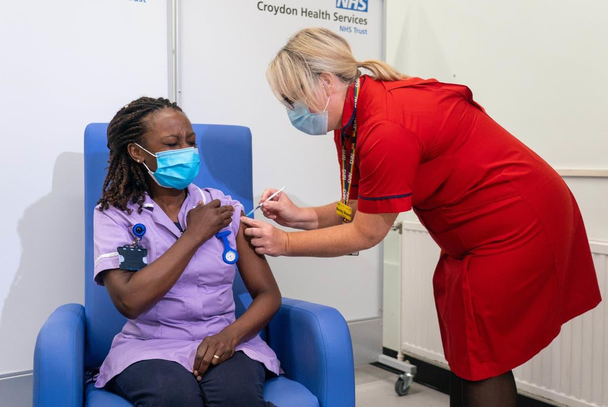 Covid-19ブースターワクチンキャンペーンが開始されました, 保健大臣サジド・ジャビドを確認