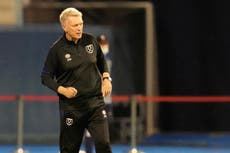 David Moyes excited over prospect of how good West Ham can be after European win
