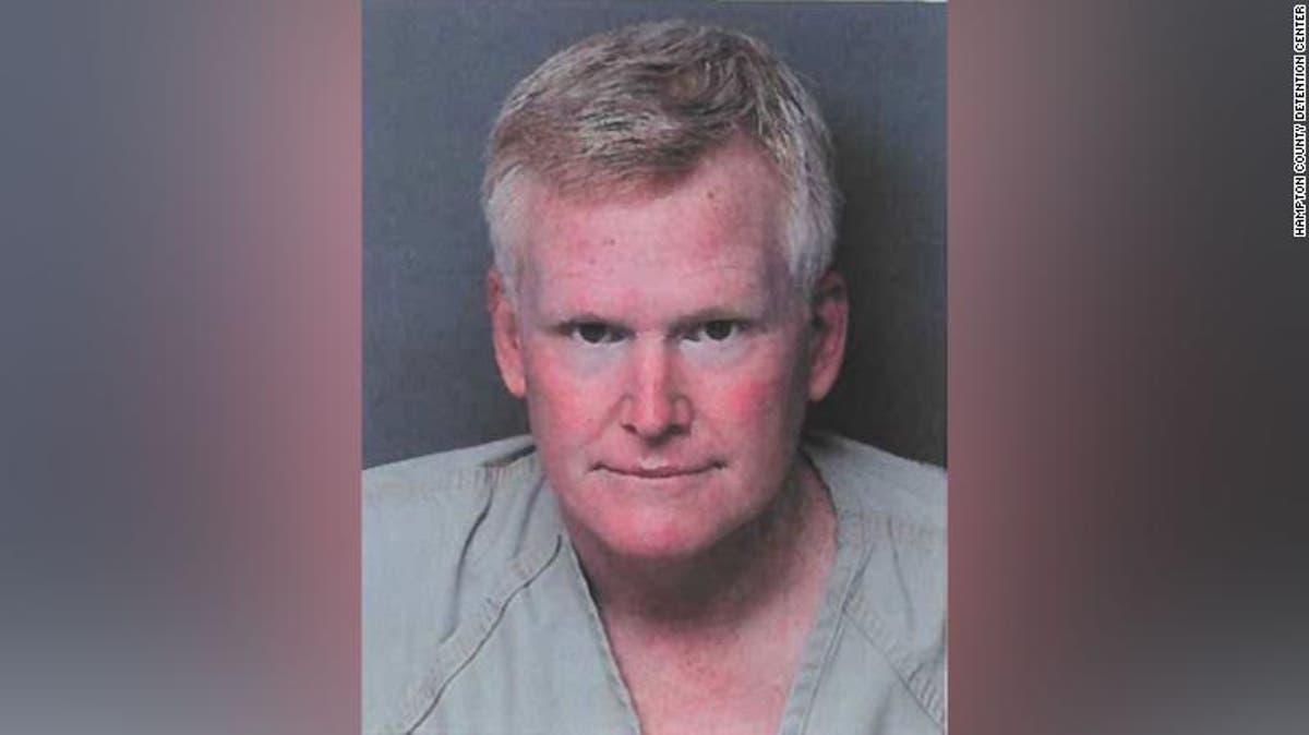Lawyer Alex Murdaugh arrested in Florida over missing settlement money