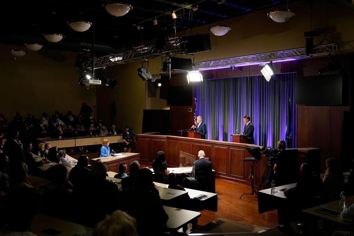 Virginia governor's race: Points clés du 1er débat