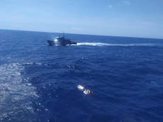 Mother on shipwreck saves two kids by breastfeeding them but dies of dehydration