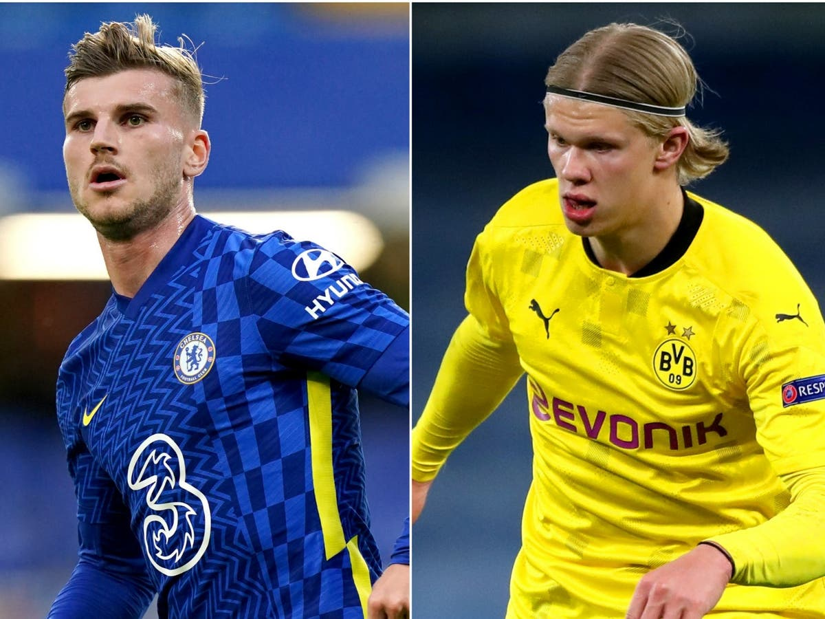 Football rumours: Timo Werner eyed as possible replacement for Erling Haaland