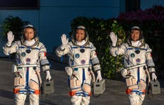 Chinese astronauts return to Earth from longest mission yet on homegrown station