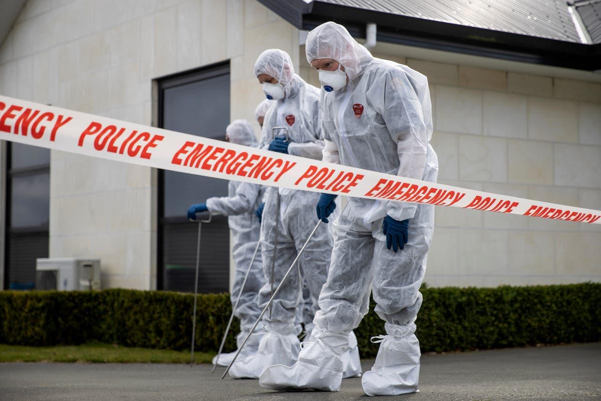 警察はの死を調査します 3 ニュージーランドの幼児