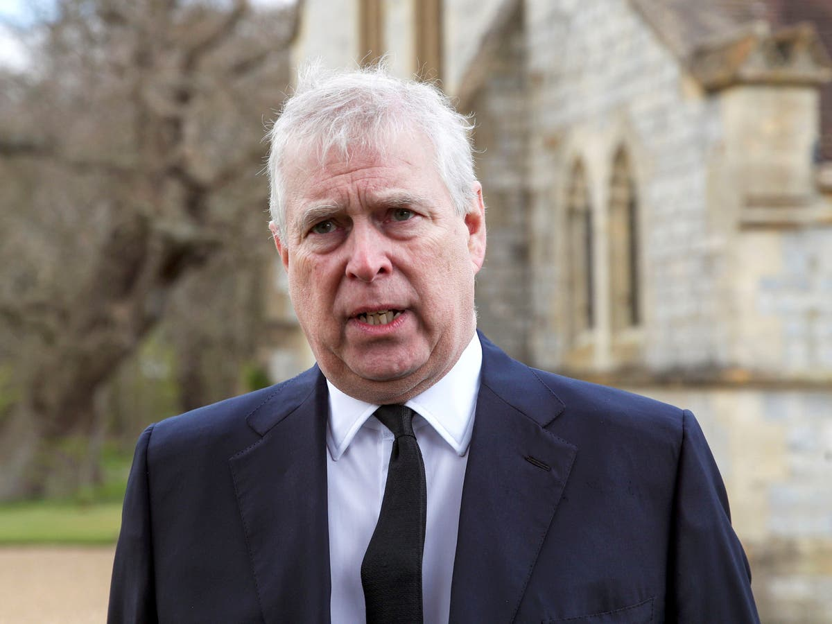 Prince Andrew given a week to challenge high court decision in sex assault case