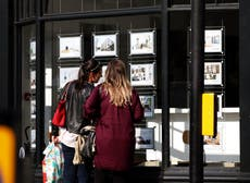 First-time buyers make a comeback and account for three in 10 home sales