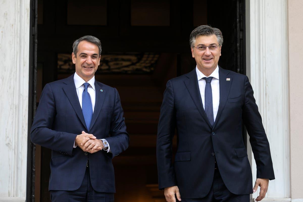 9 EU Mediterranean countries hold summit in Greece