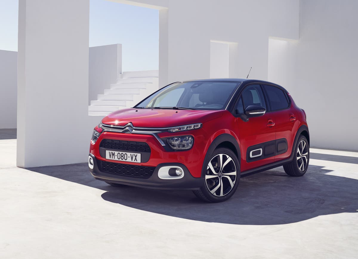 Citroën C3 C-Series: well-loaded good things come in small packages