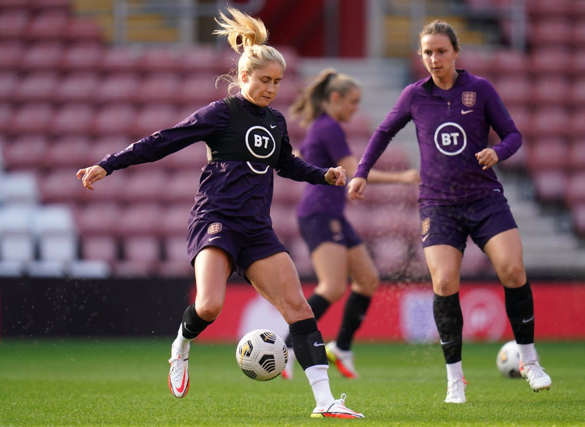 England captain Steph Houghton ruled out of World Cup qualifiers